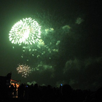 Barium, one of the RCRA 8 metals, used in fireworks