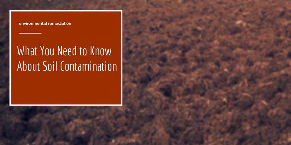 Soil Contamination