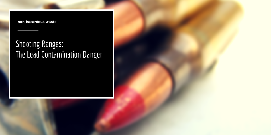 Lead Contamination in Shooting Ranges Cover Photo