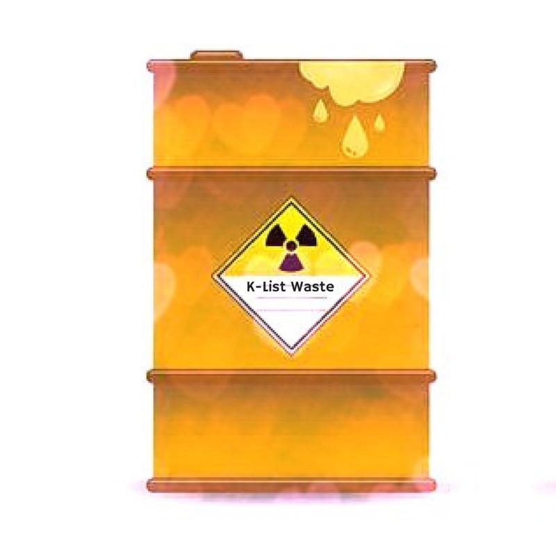 RCRA Listed Wastes: Toxic, Acutely Toxic, or Hazardous?