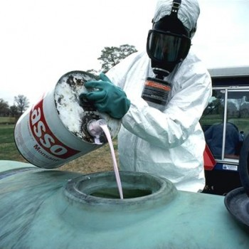 EPA and DEP inspection