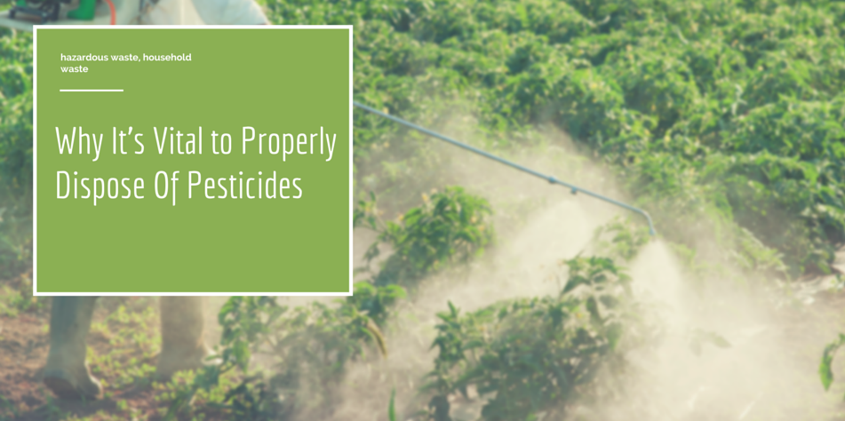 pesticide disposal cover photo