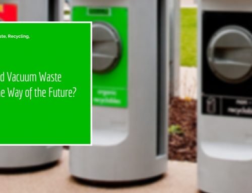 Is Automated Vacuum Waste Collection the Way of the Future?