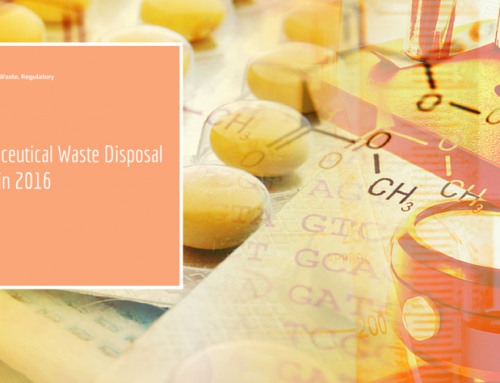 How Pharmaceutical Waste Disposal Will Change in 2016