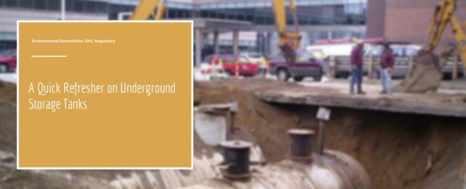 underground tank removal