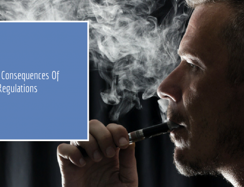 3 Surprising Consequences Of E-Cigarette Regulations