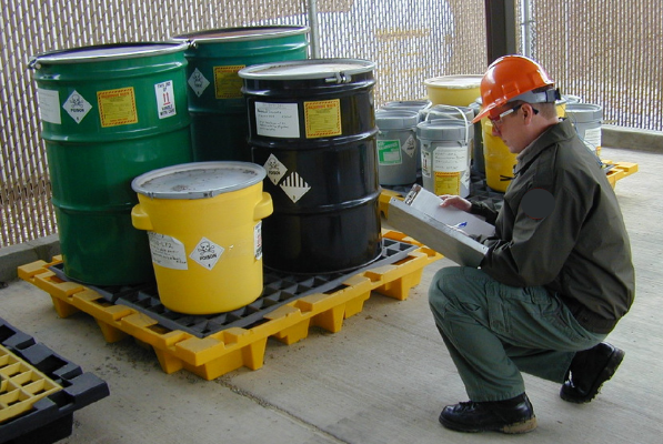 Hazardous Waste Disposal Services by PegEx