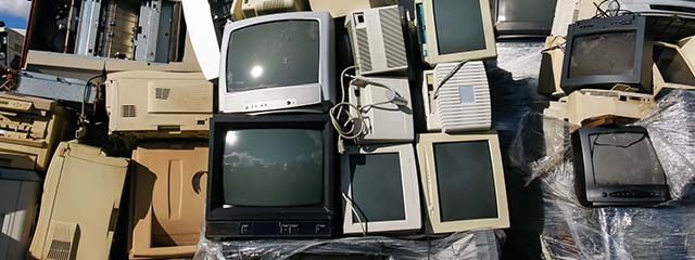 e-waste disposal services