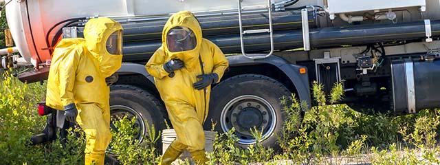 Hazardous Waste Transportation Services