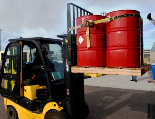 Certified Product Destruction for Hazardous Waste