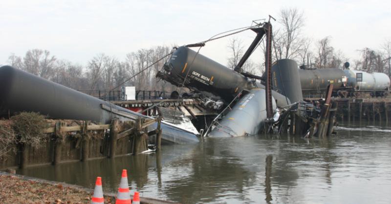 HAZMAT chemical spill