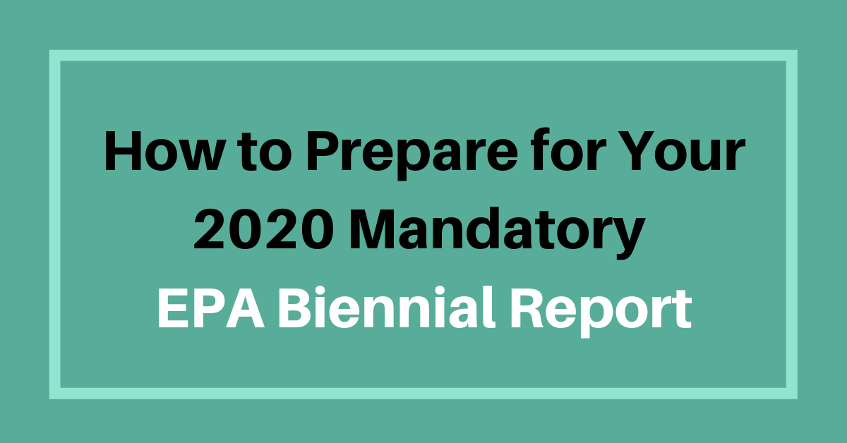 2020 EPA Biennial Report