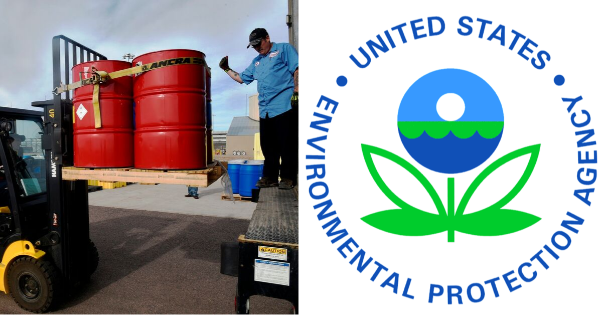 EPA hazardous waste generator improvements rule